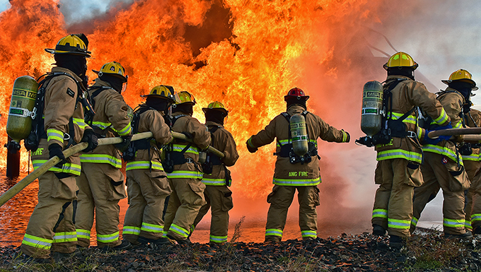 Joint Fire Training Westover Air Reserve Base